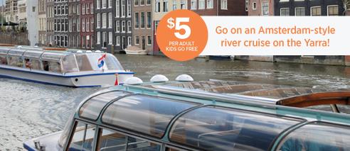 river yarra cruise