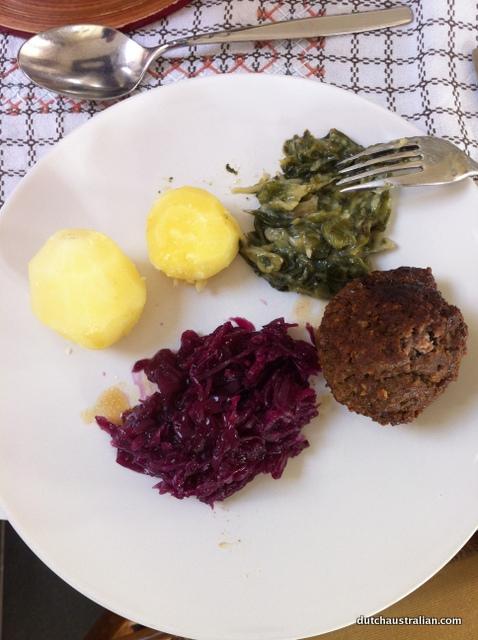dutch meal