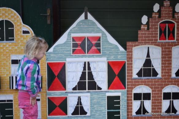 model dutch village