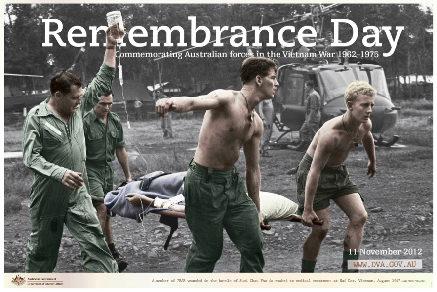 Remembrance Day Poster 2012