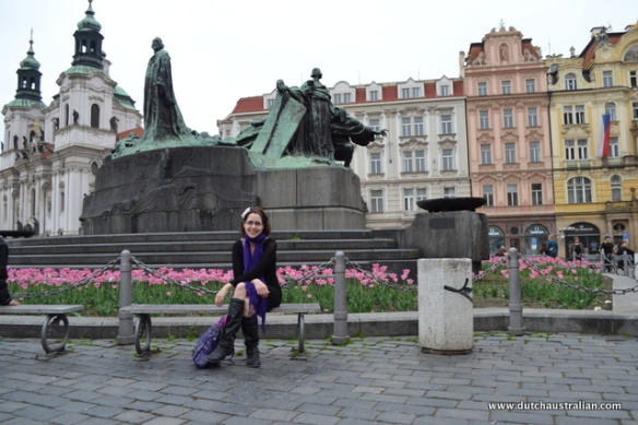 Prague main square