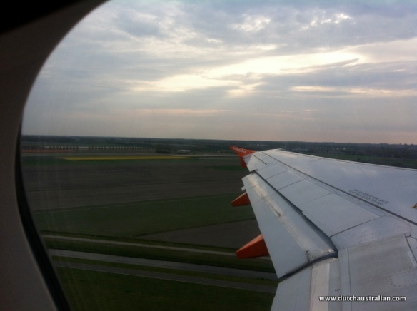 Easyjet to Prague
