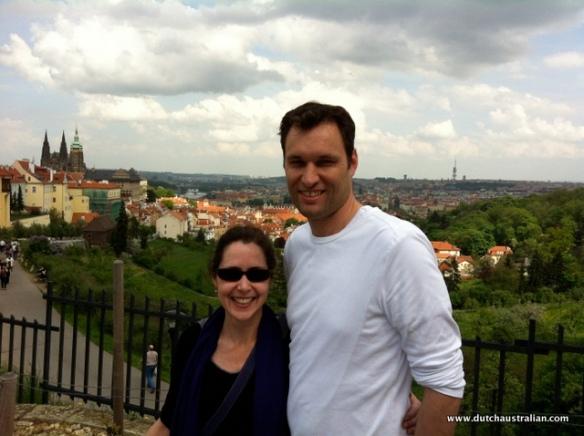 Bas and Renee Prague