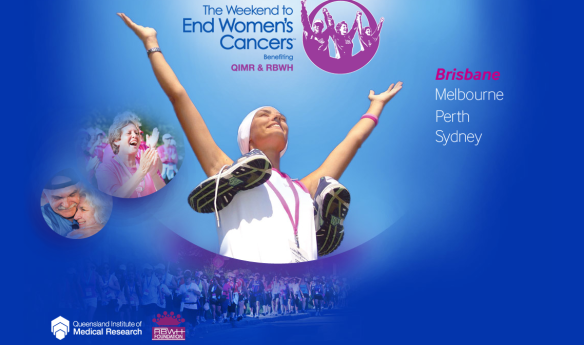 Weekend to End Womens Cancers