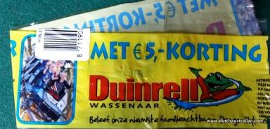 Duinrell voucher