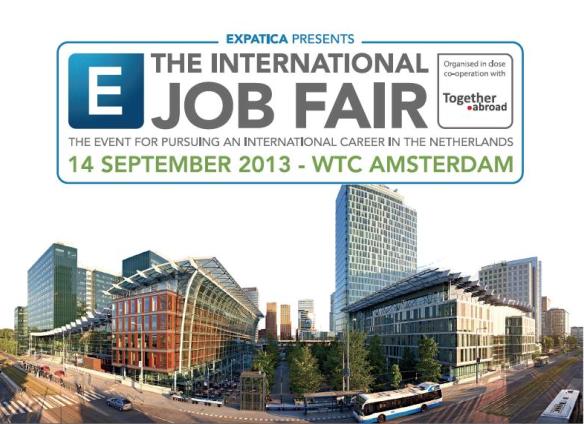 Expatica Job Fair
