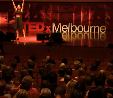Tania de Jong TEDx Melbourne
