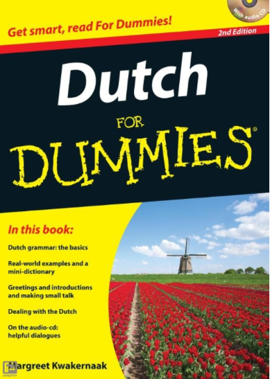 Dutch for Dummies front