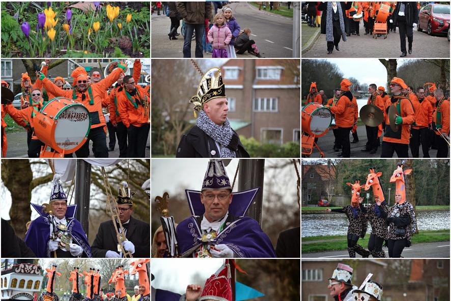 2013 Carnavale Delft