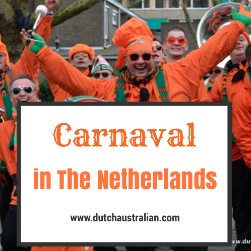 Carnaval in The Netherlands