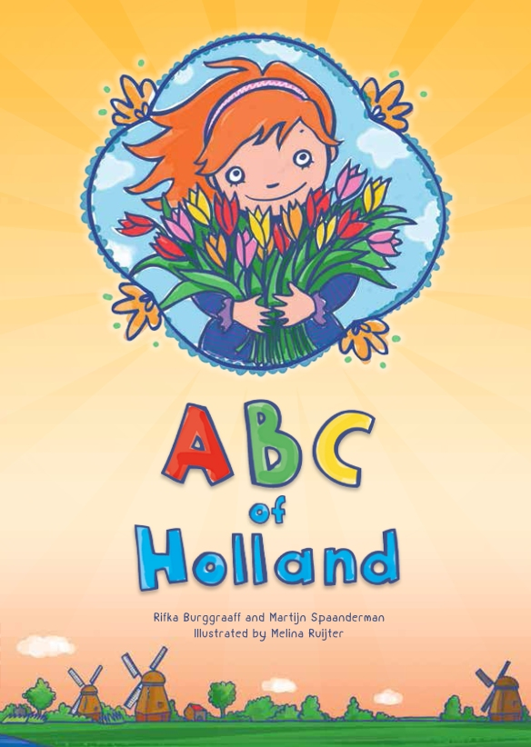Cover ABC of Holland