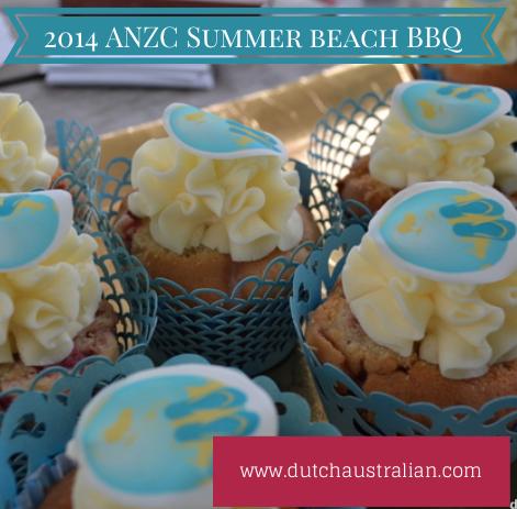 2014 ANZC Summer Beach BBQ