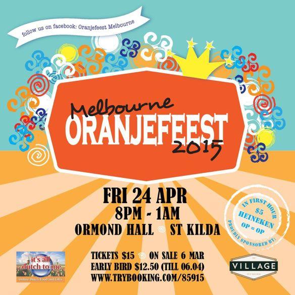 Oranjefest Melbourne